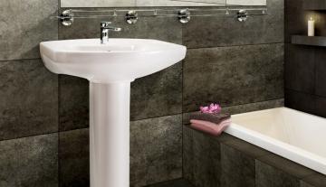 Что такое раковина тюльпан и её функционал в ванной комнате