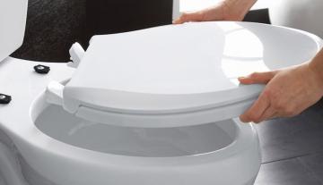 Как правильно подобрать сиденье для унитаза. Основные параметры выбора